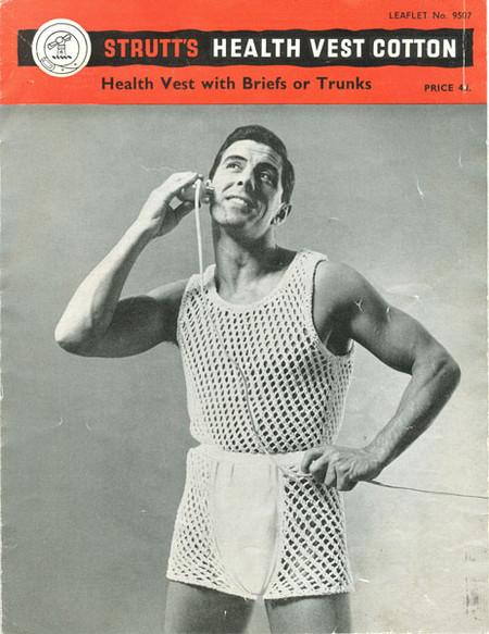 Los 12 peores anuncios vintage de ropa interior (+ Fotos)