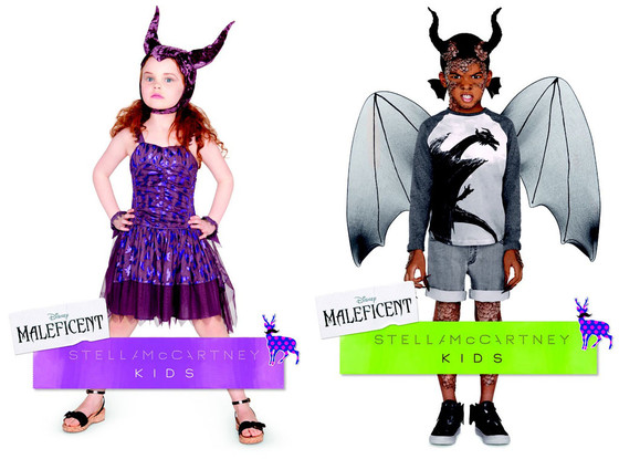 Stella McCartney for Maleficent Costumes