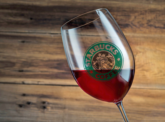 Starbucks Alcohol