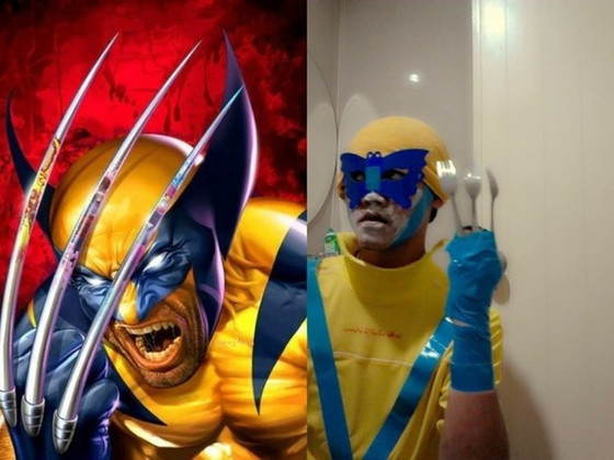 Lowcost Cosplay