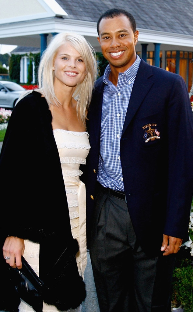 tiger woods  u0026 elin nordegren from most expensive celeb divorces