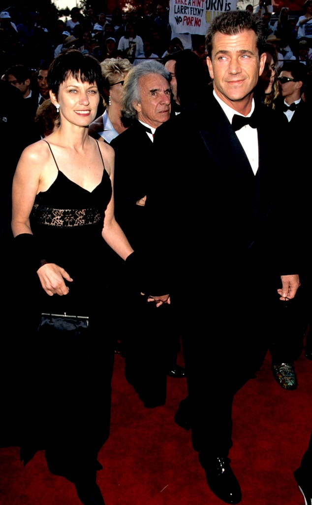 Mel Gibson, Robyn Gibson, Divorce
