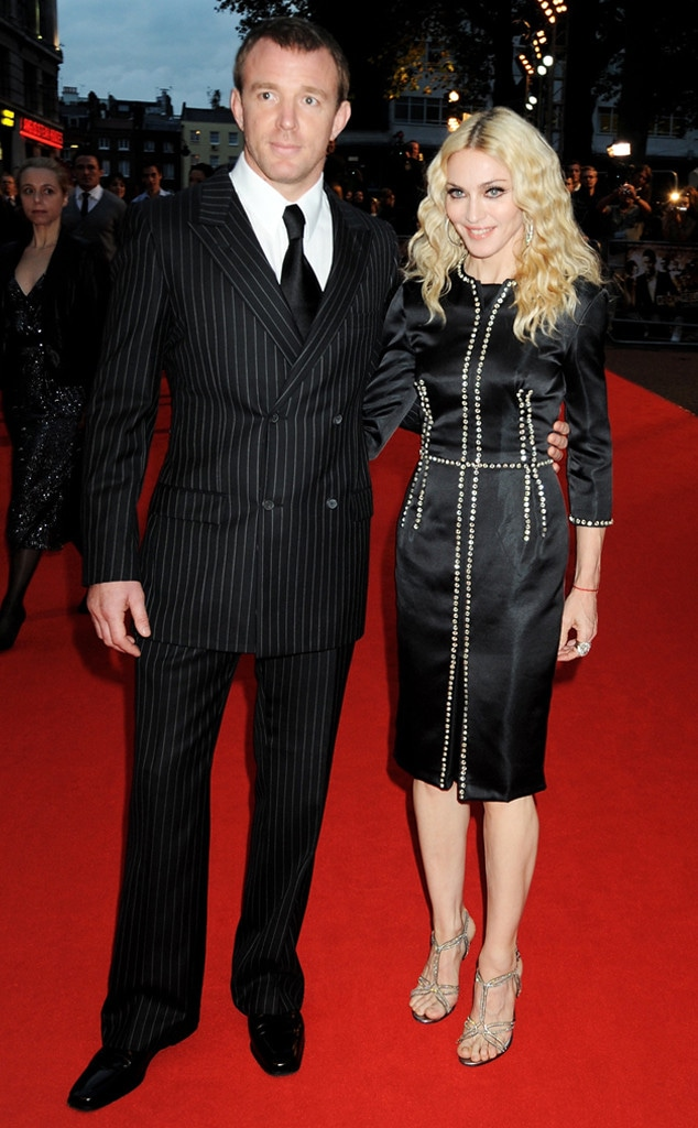 Guy Ritchie, Madonna, Divorce