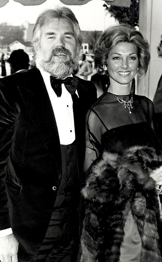 Kenny Rogers, Marianne Gordon, Divorce