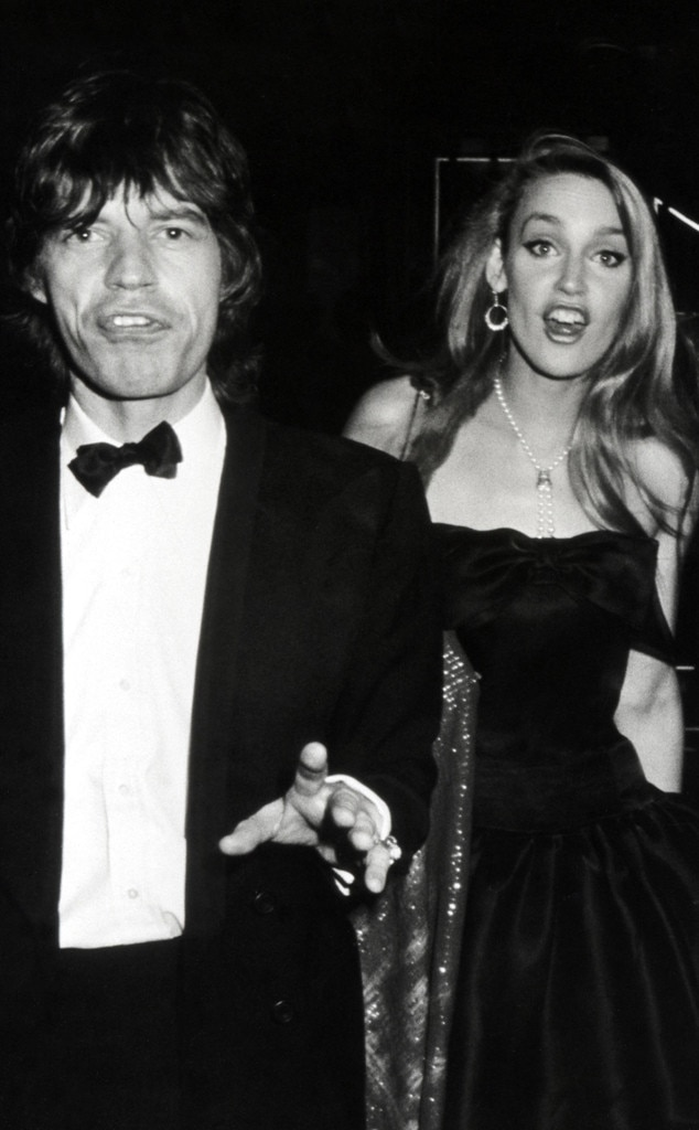 Jerry Hall, Mick Jagger, Divorce