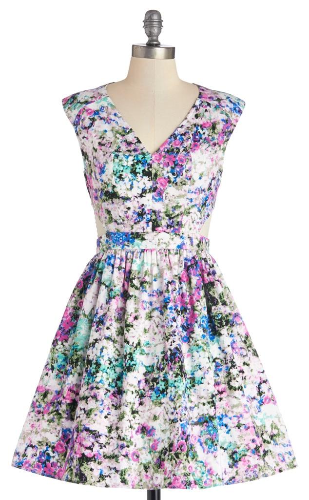 Spring Florals, Destination Darling Dress