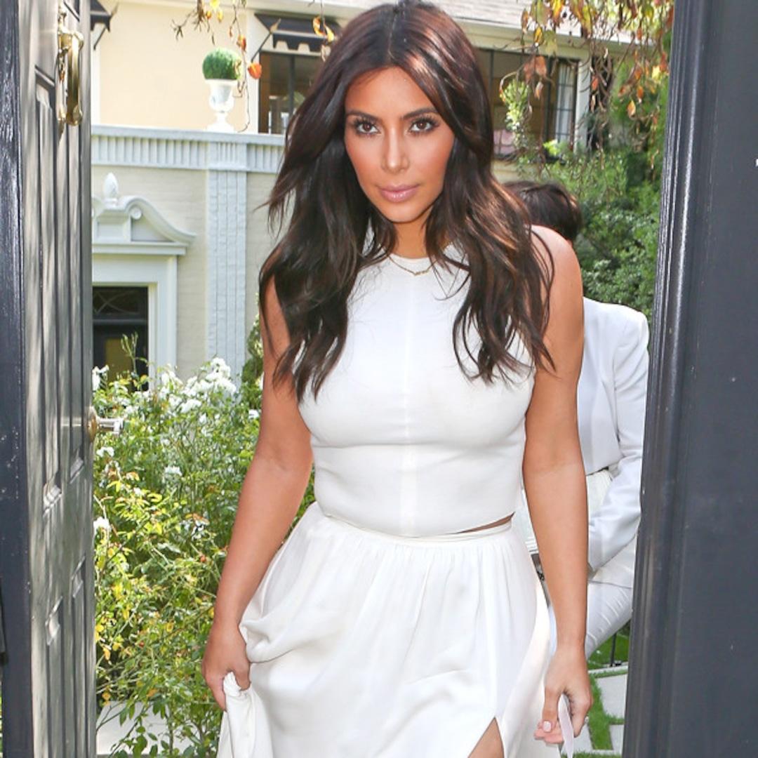 Kim Kardashian Reveals She Was 20 Pounds Thinner in 2009