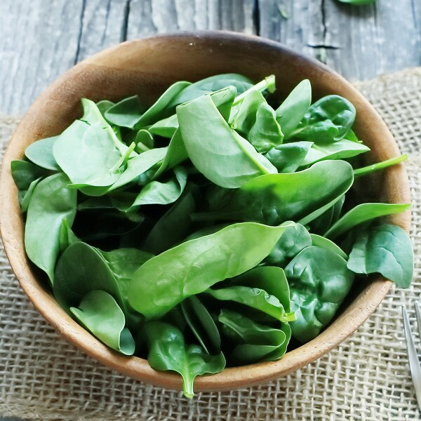 Spring Foods, Spinach