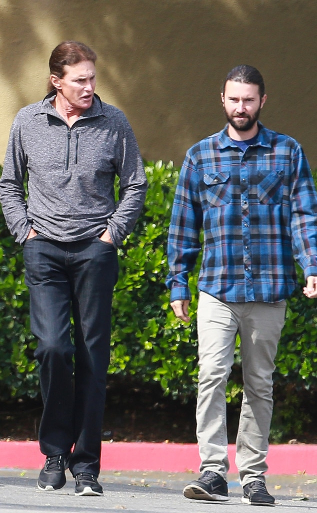 Bruce Jenner, Brandon Jener