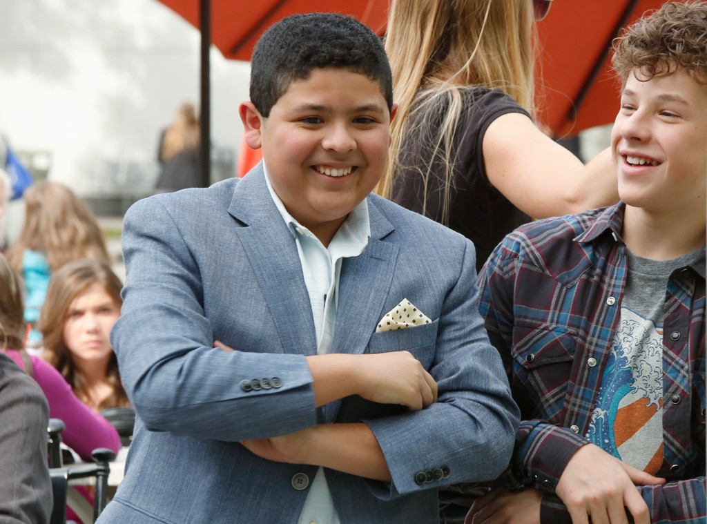 Rico Rodriguez, Modern Family