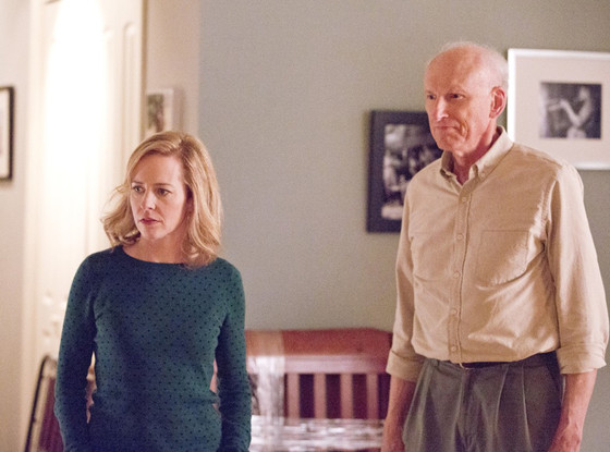 James Rebhorn, Homeland