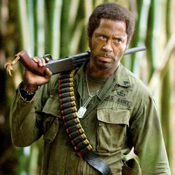 Nick Cannon, Instagram, Tropic Thunder, Robert Downey Jr.