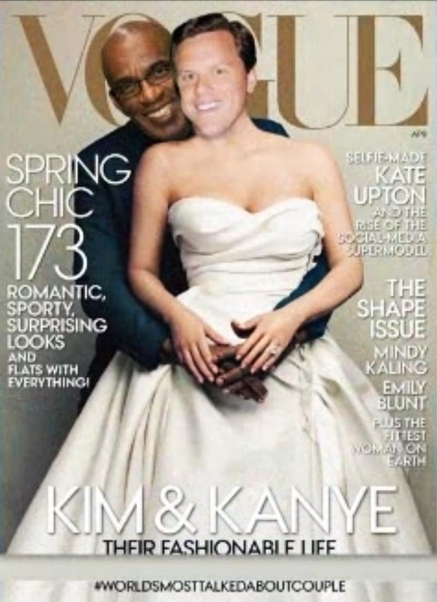 Vogue Parody, Willie Gesit, Al Roker