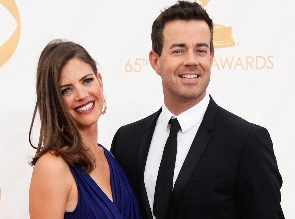 Surprise Carson Daly Marries Longtime Fiancee Siri Pinter E Online