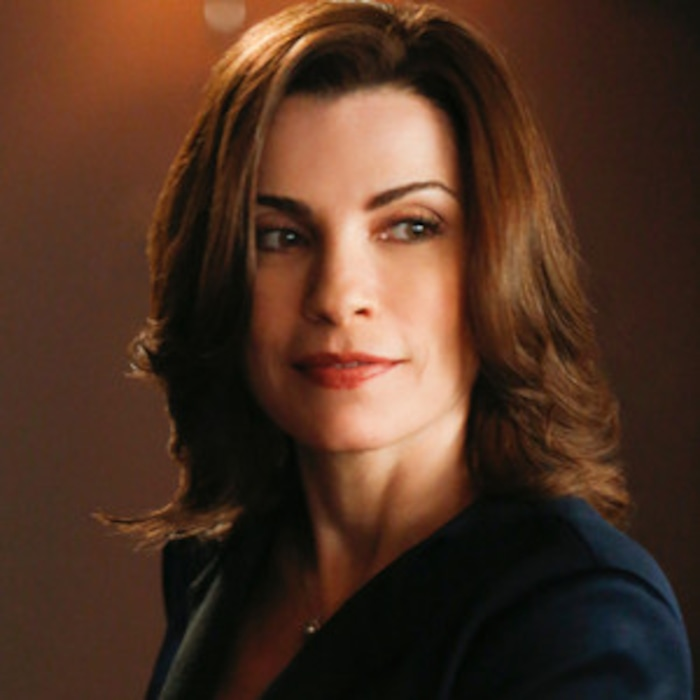 The Real Reason Why Julianna Margulies Wears A Wig On The Good Wife