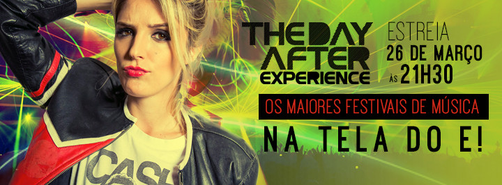 The Day After Experience banner Rafa Brites