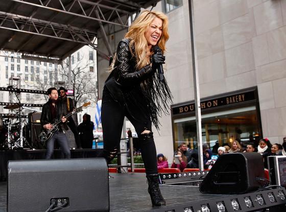 Shakira, Today Show
