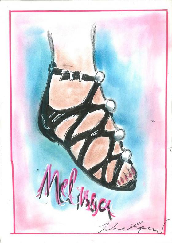 Melissa, Melissa Karl Lagerfeld