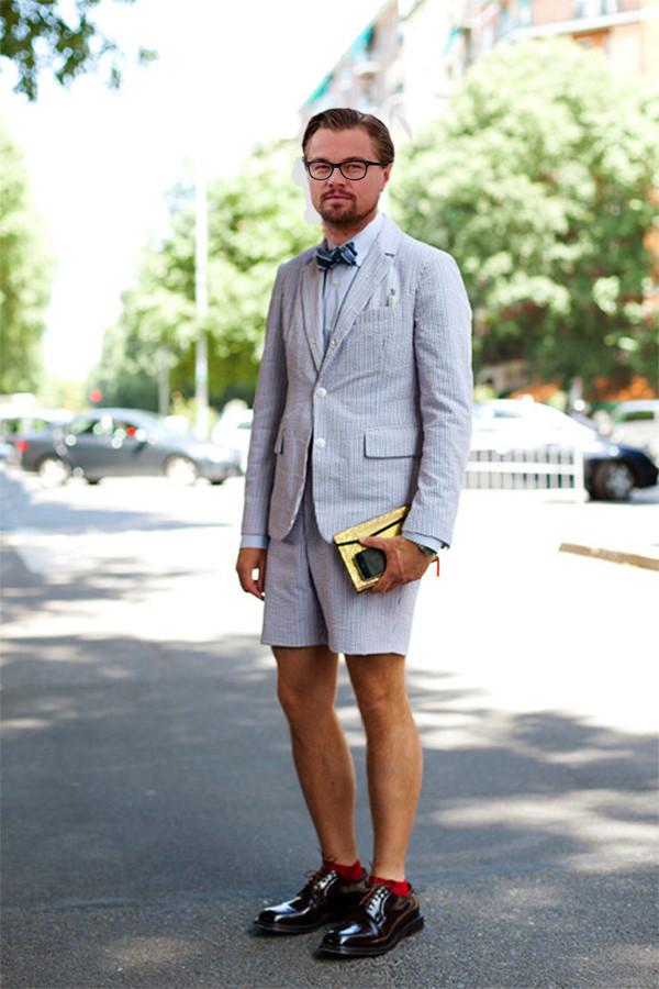 Famosos em versao hipster