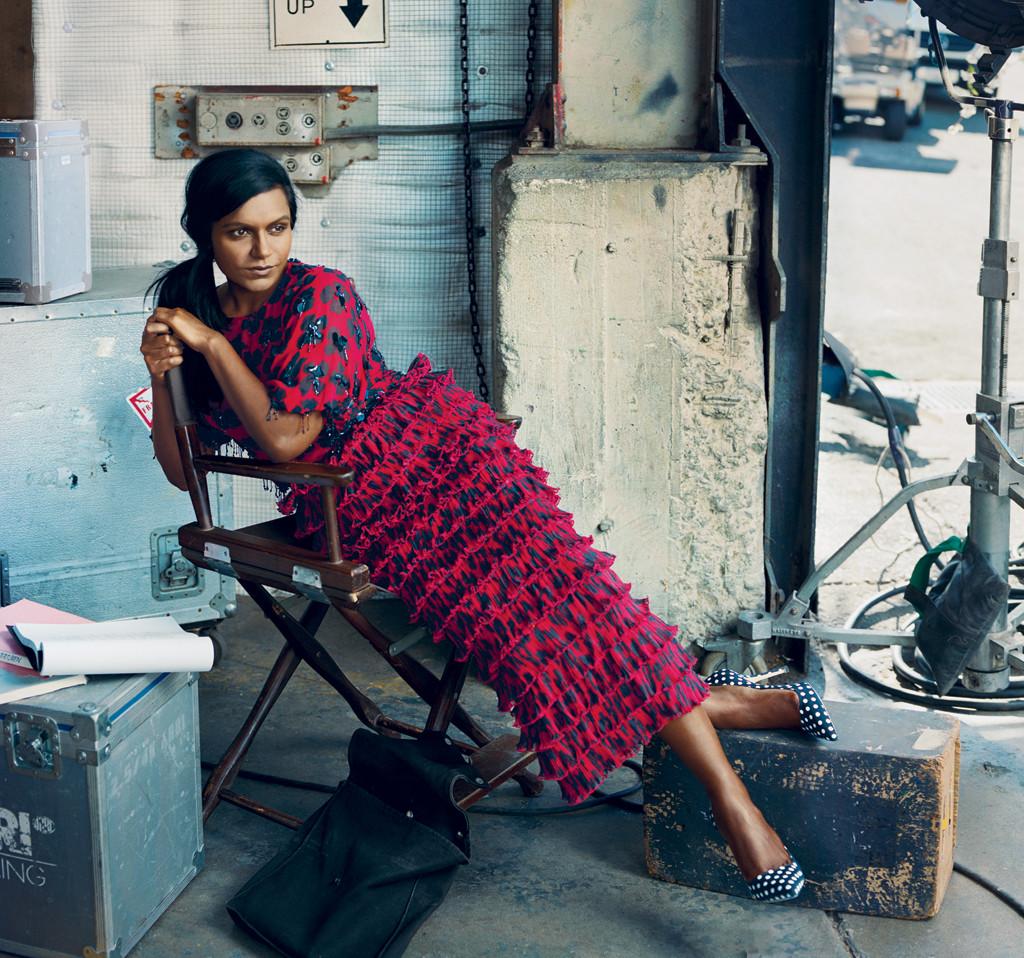 Mindy Kaling, Vogue