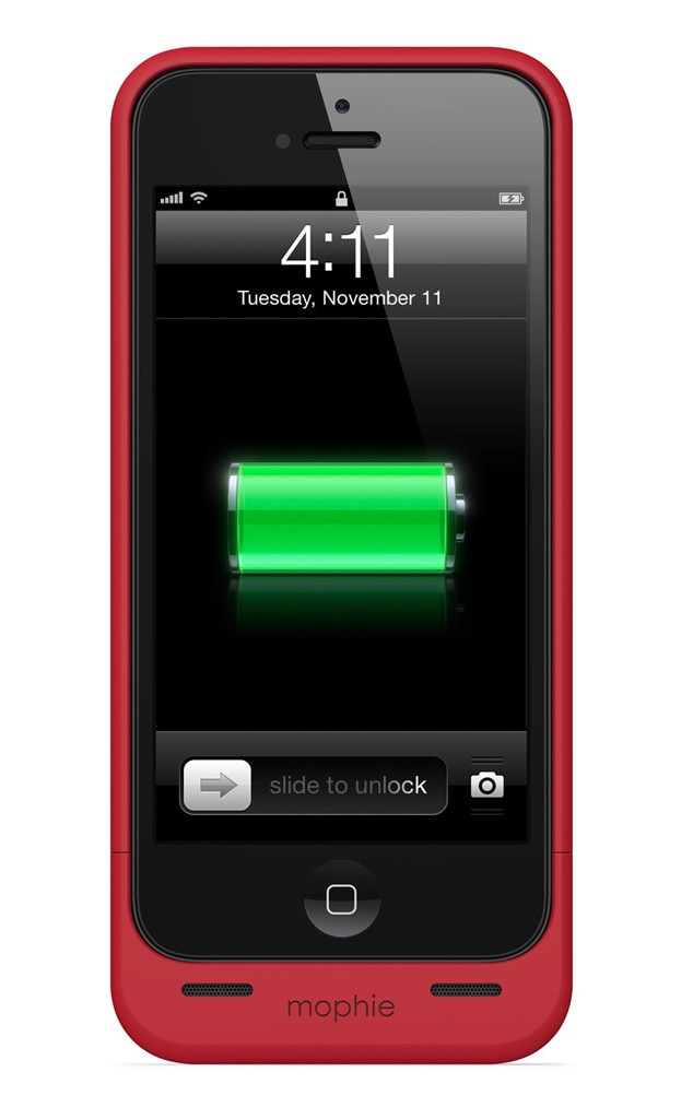Hilary Duff, Coachella, Mophie iPhone Battery Charger