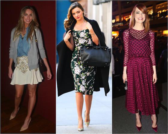 Famosas mais bem vestidas da semana (de 24 a 28 de março)