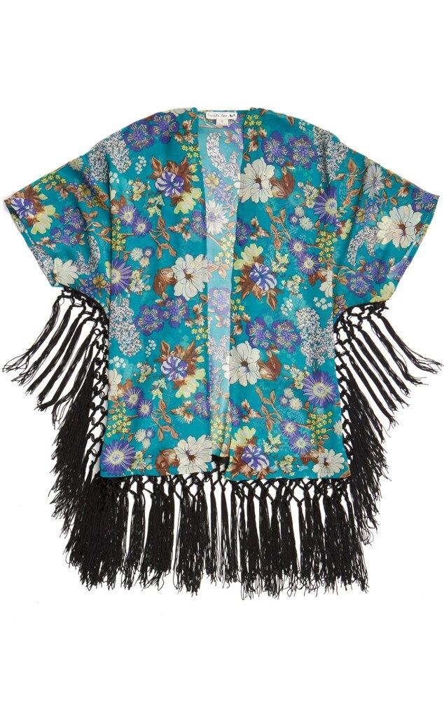 Coachella Fashion, Fringe Jacket