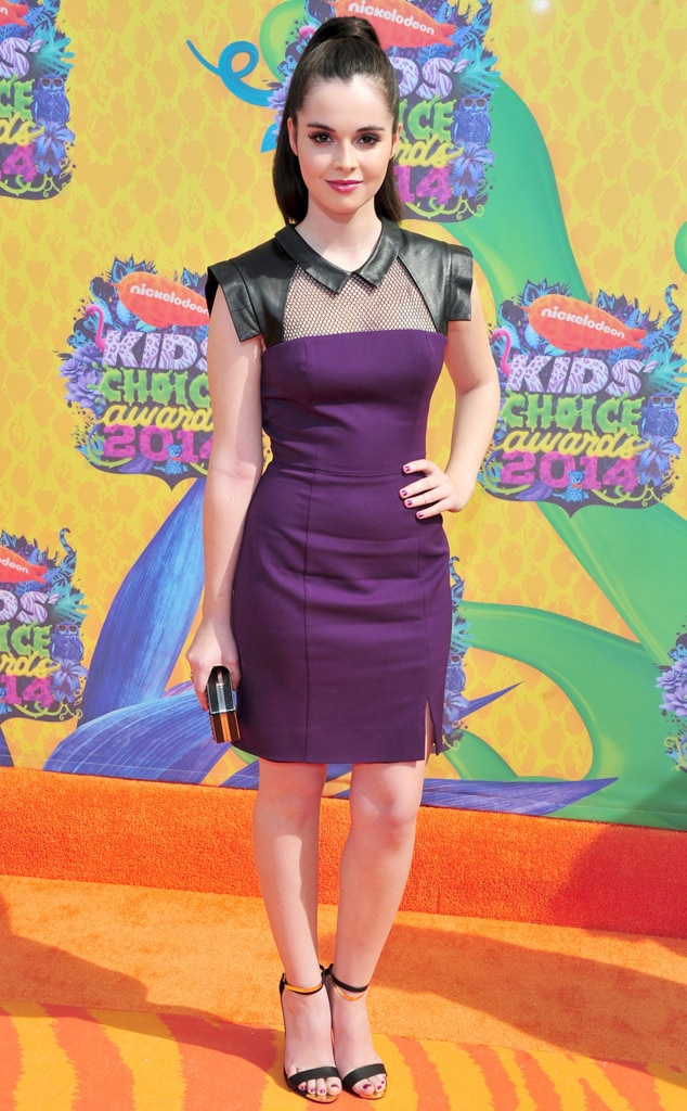Vanessa Marano, Kids Choice Awards 2014