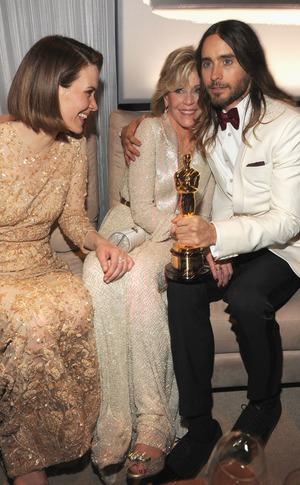 Sarah Paulson, Jane Fonda, Jared Leto, Oscars, Vanity Fair