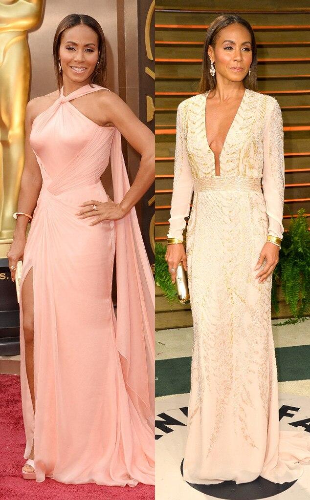 Jada Pinkett Smith, Oscar, After Party Dresses