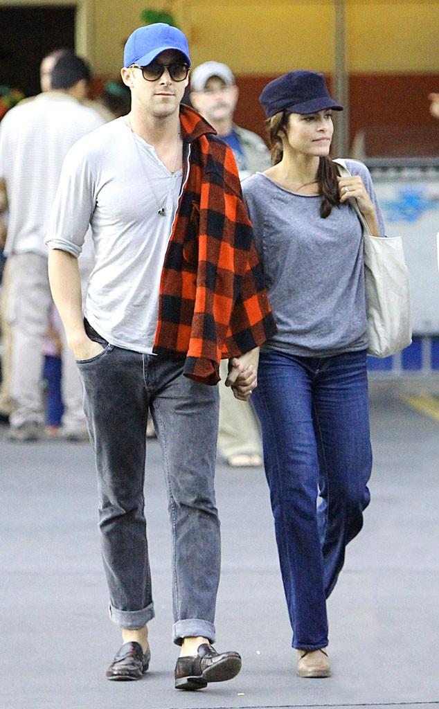 Eva Mendes Is Pregnant...