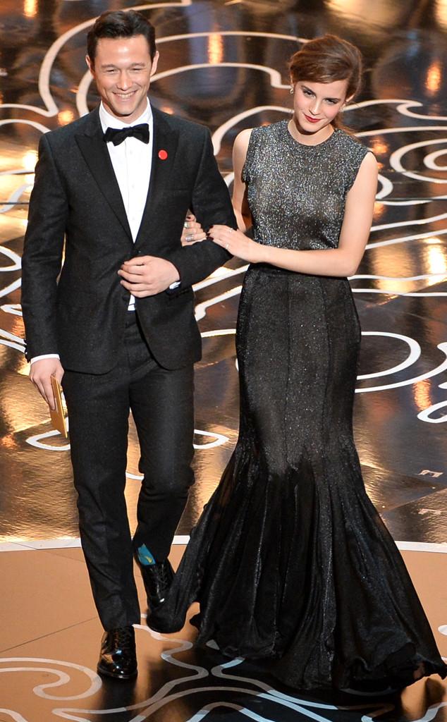 Joseph Gordon-Levitt, Emma Watson