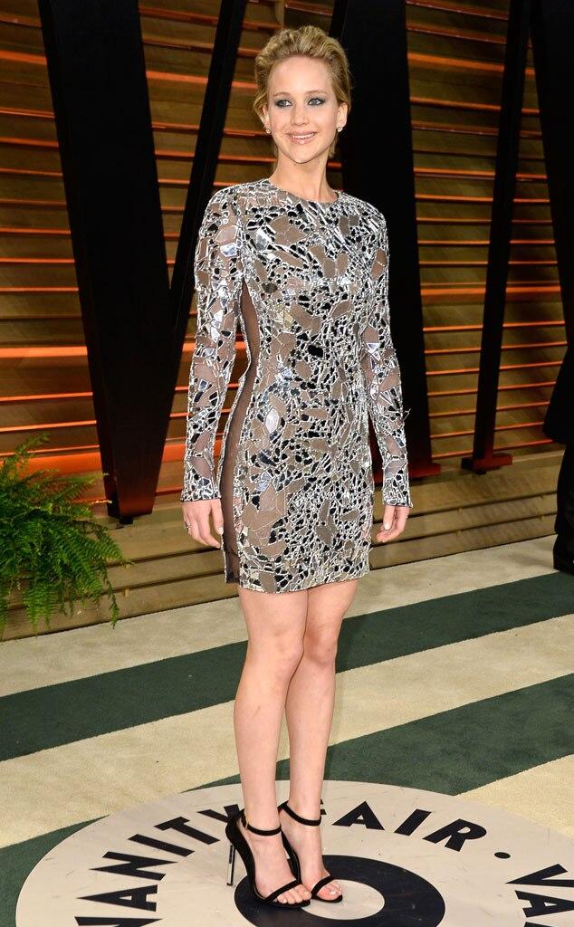 Jennifer Lawrence, Oscars, After Party Dresses
