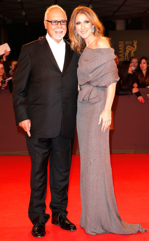 Dions home office Mehrganco Celine Dions Husband René Angélil Dies After Long Battle With Cancer E Online Celine Dions Husband René Angélil Dies After Long Battle With