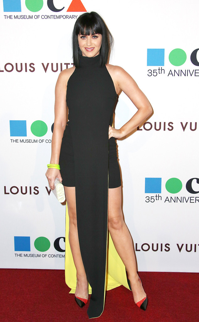 Katy Perry, MOCA