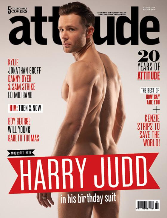 Harry Judd