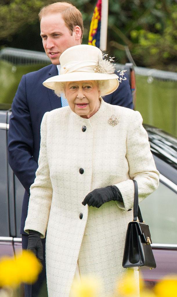 Queen Elizabeth II, Prince William, Duke of Cambridge