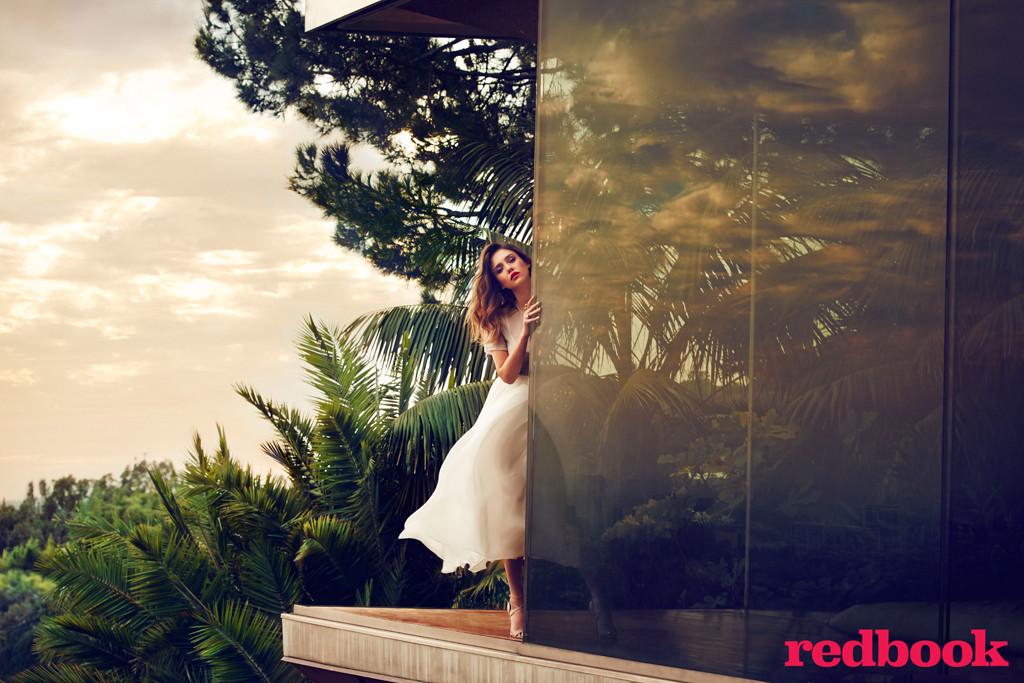 Jessica Alba, Redbook