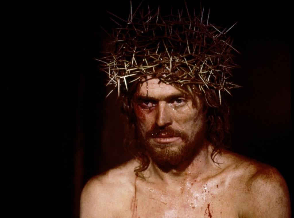 Willem Dafoe, The Last Temptation of Christ