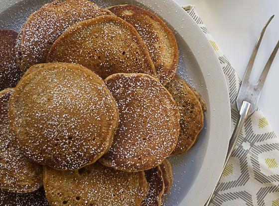 Gingerbread, Pancakes