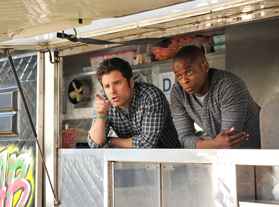 Let's Get Weird! We Ranked Psych's 15 Best Theme Episodes