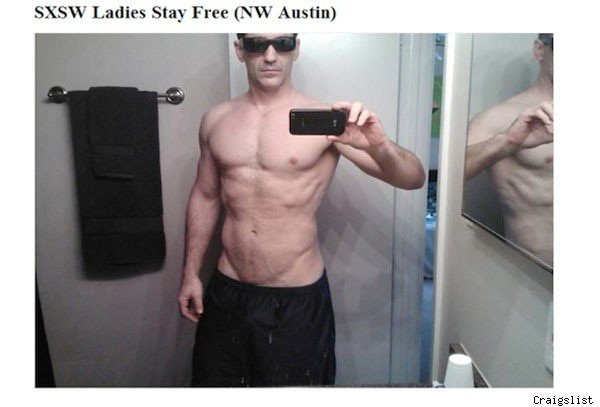 Ladies Stay Free From It Came From Craigslist  E News-6220