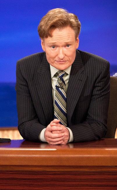 Conan, Conan O'Brien