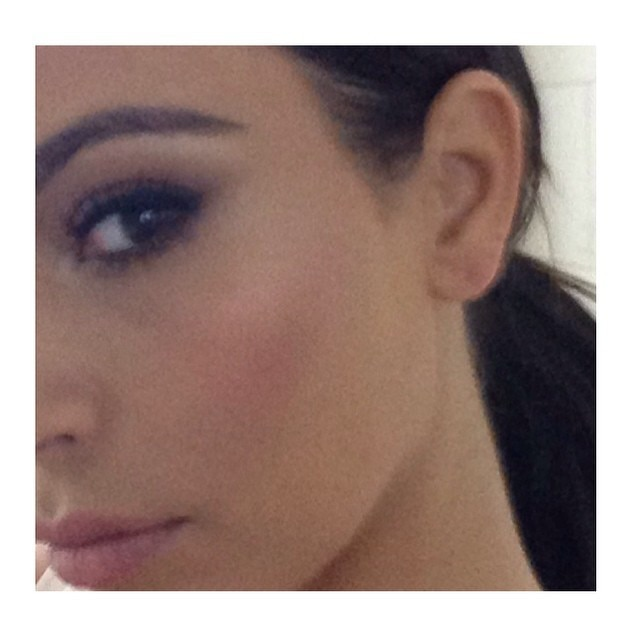 Kim Kardashian's Latest Instagrams