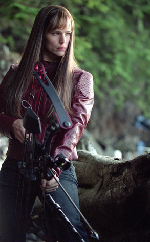Jennifer Garner, Elektra, Famous Movie Heroines