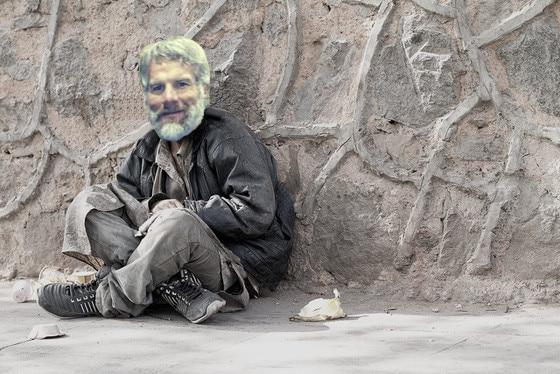 soup - homeless f