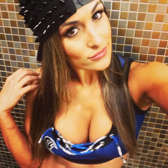 Nikki Bella's Latest Pics