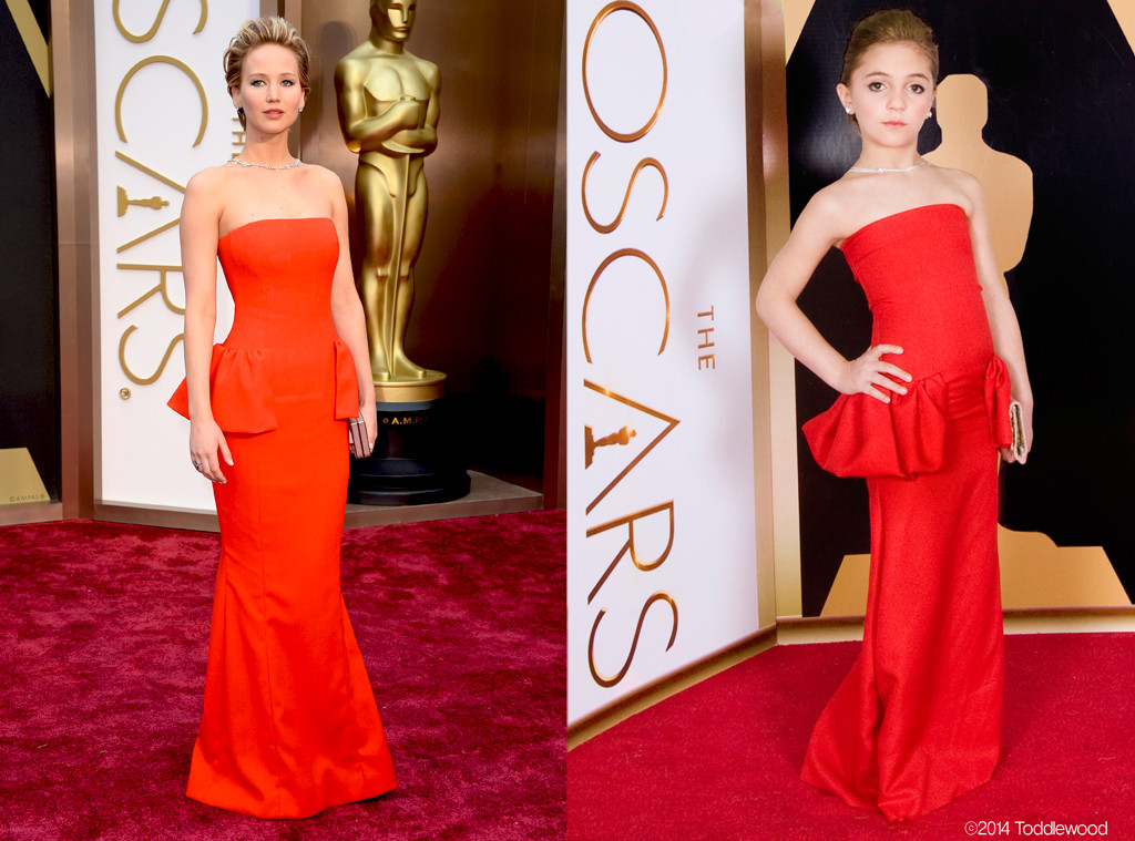 Jennifer Lawrence, Oscars. Toddlewood