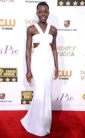 Lupita Nyong'o, Critics' Choice Movie Awards