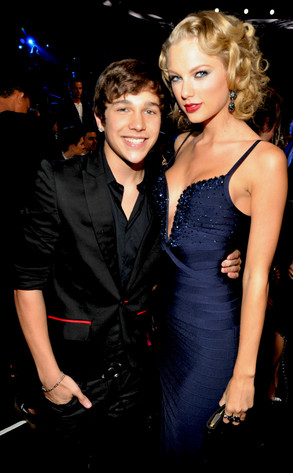 Austin Mahone, Taylor Swift